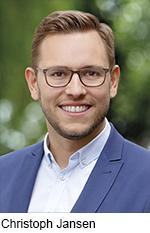Christoph Jansen, Bundestagskandidat, CDU