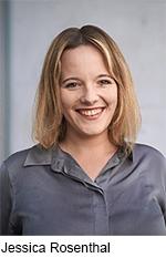 Jessica Rosenthal, Bundestagskandidatin, SPD