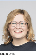 Katrin Uhlig, Bundestagskandidatin, Bündnis 90 / DIE GRÜNEN